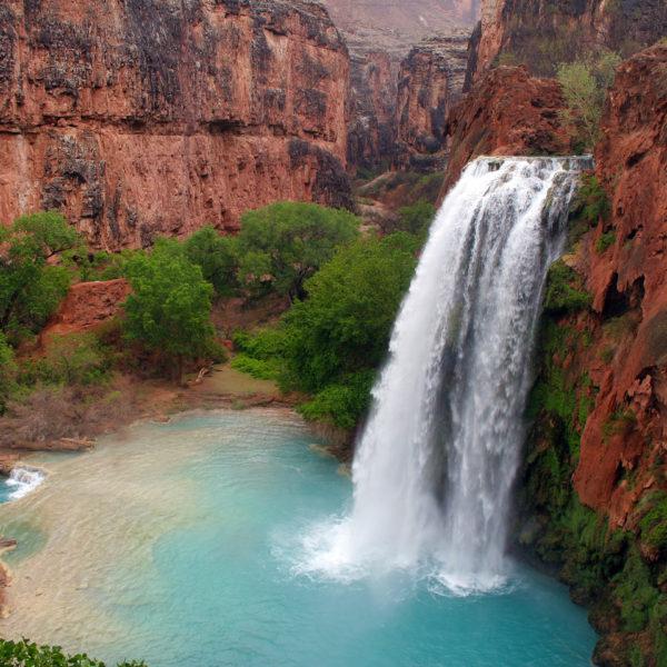Havasu Falls, Supai Arizona