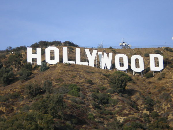 Arguably the most known feature of California is the Hollywood sign, nestled in the Los Angeles hills.