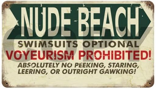 NUDE BEACH 1 AD
