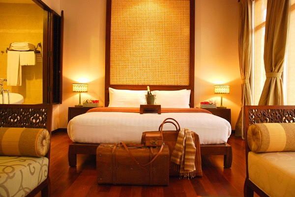 An inside view of the new Anantara property