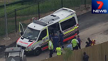 An ambulance was called as a precaution as a 2 year old girl nearly drowns at Wet'n'Wild Sydney.