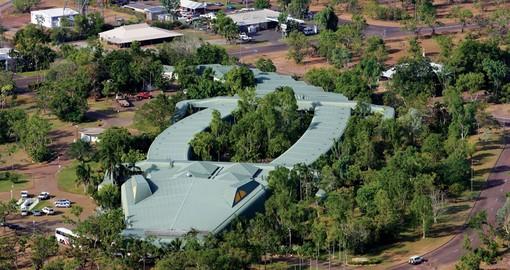 Gagudju Crocodile Holiday Inn, Kakadu, Australia