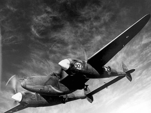 P38 Lightning, Milne Bay 1