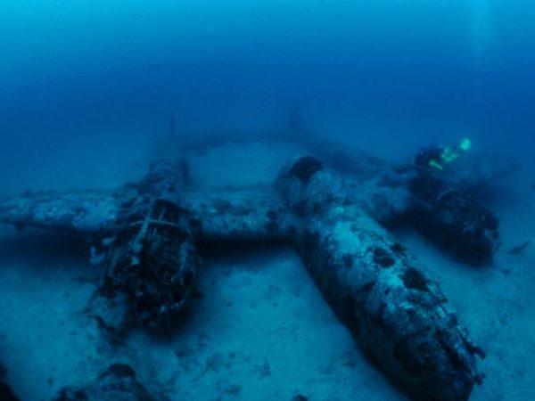 P38 Lightning, Milne Bay 2