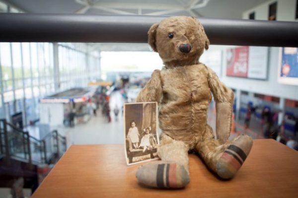 Teddy Bear - Robert Glyn Baker