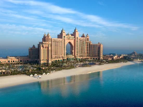 The Atlantis, Dubai, UAE