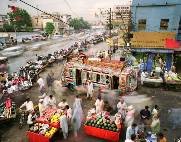 Karachi, Pakistan - the world's least expensive city to live in
