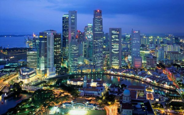 Singapore - the world's most expensive city to live in