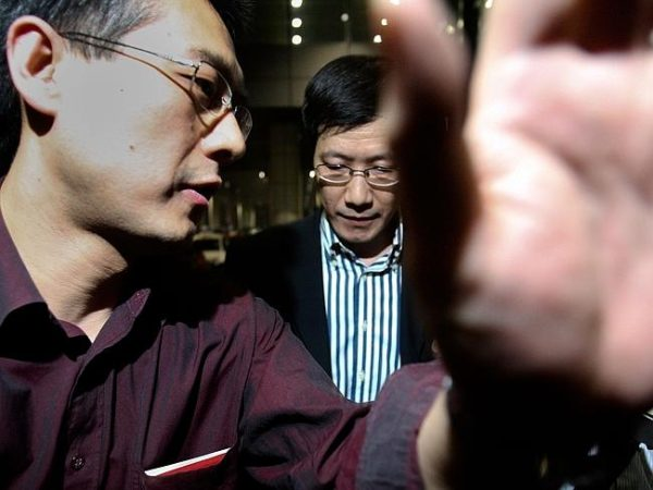 Chinese officials arrive in Malaysia to assist the investigation