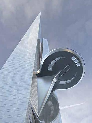 Kingdom Tower | picture credit: Adrian Smith + Gordon Gill Architecture
