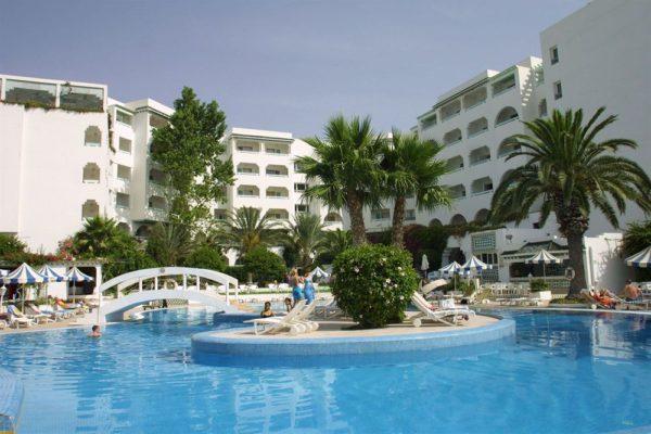 Sol Azur Beach Hotel - Hammamet, Tunisia