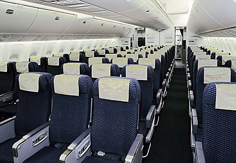 airline seats 2