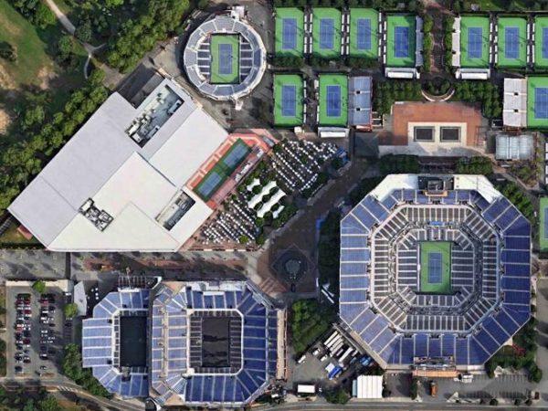 Billie Jean King Tennis Center — New York, USA