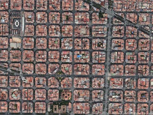 Eixample District — Barcelona, Spain