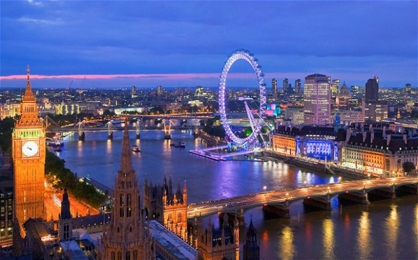 London, England - most expensive city in the world
