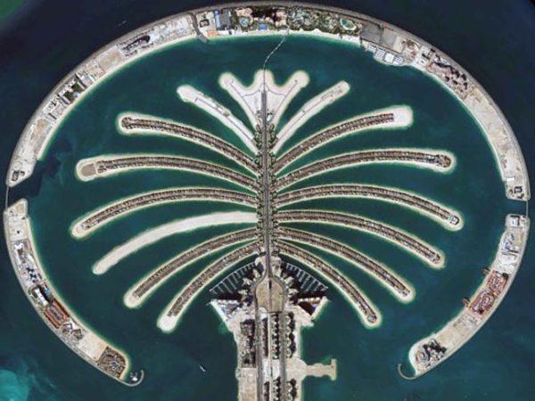 The Palm Jumeirah — Dubai, United Arab Emirates