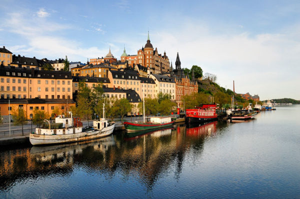Stockholm, Sweden - Summer in Northern Europe