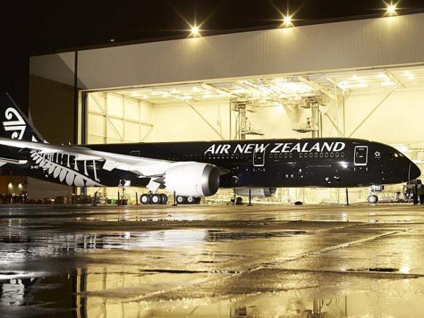 Air New Zealand Dreamliner 1