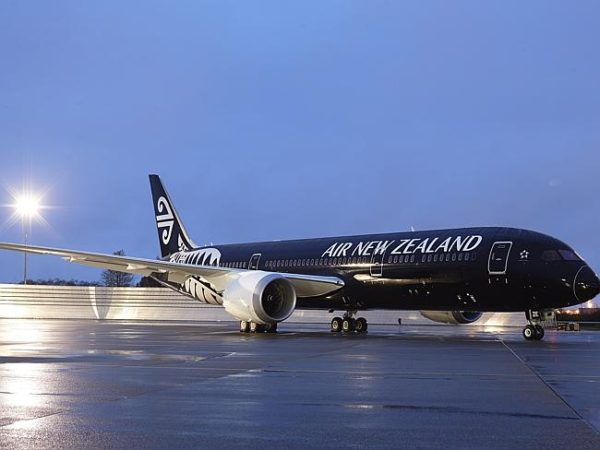 Air New Zealand Dreamliner 4