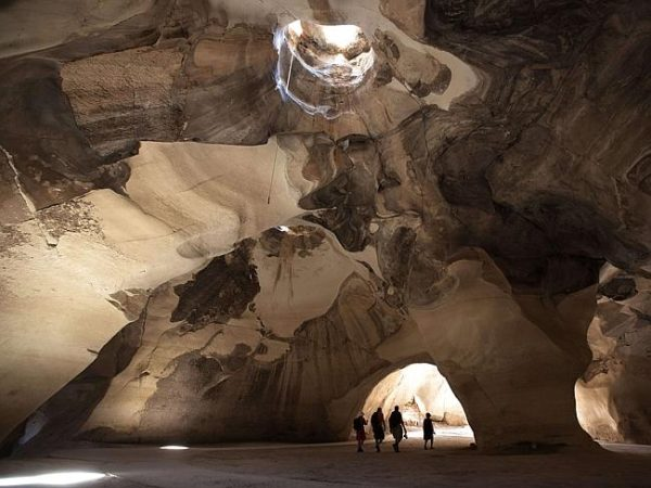 Bell caves of Beit Guvrin-Maresha 2