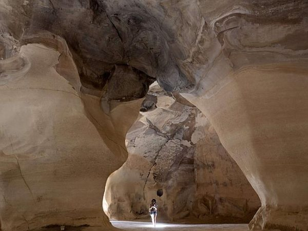 Bell caves of Beit Guvrin-Maresha 4