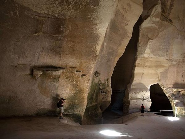 Bell caves of Beit Guvrin-Maresha