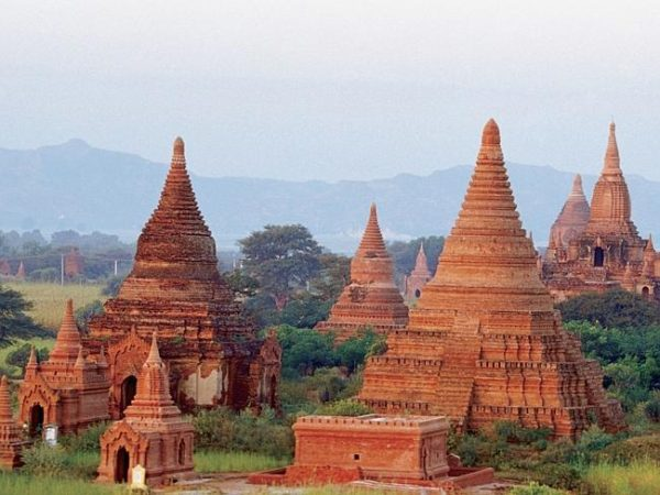 Pyu Ancient Cities of Myanmar are now protected under UNESCO's World Heritage sites