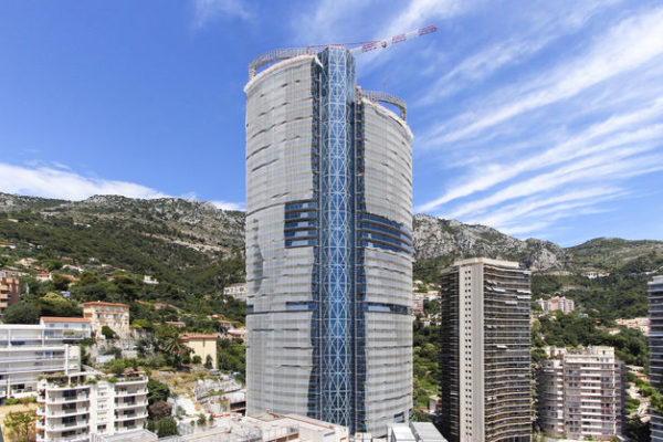 Tour Odéon In Monaco is the world's most expensive penthouse