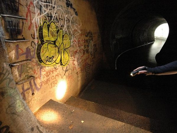 tunnel 14