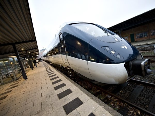 Taking a train in Denmark is the most expensive method of transport in the world