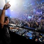 Sebastian Ingrosso performs at LIGHT Nightclub in Las Vegas
