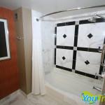 MGM Grand Las Vegas Review — Suite Bathroom