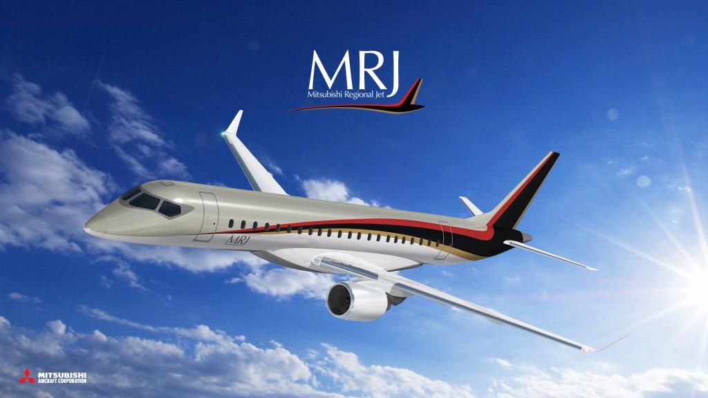 Mitsubishi Regional Jet - MRJ
