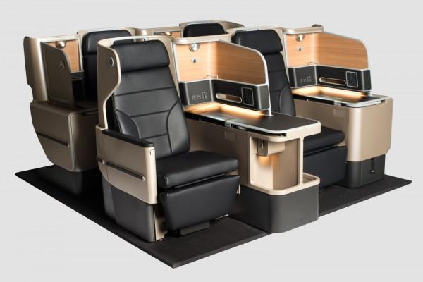QANTAS A330 Business Suite