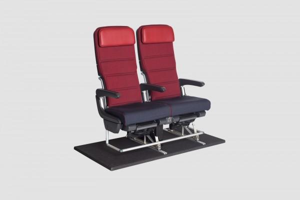 QANTAS A330 Economy Class Seat