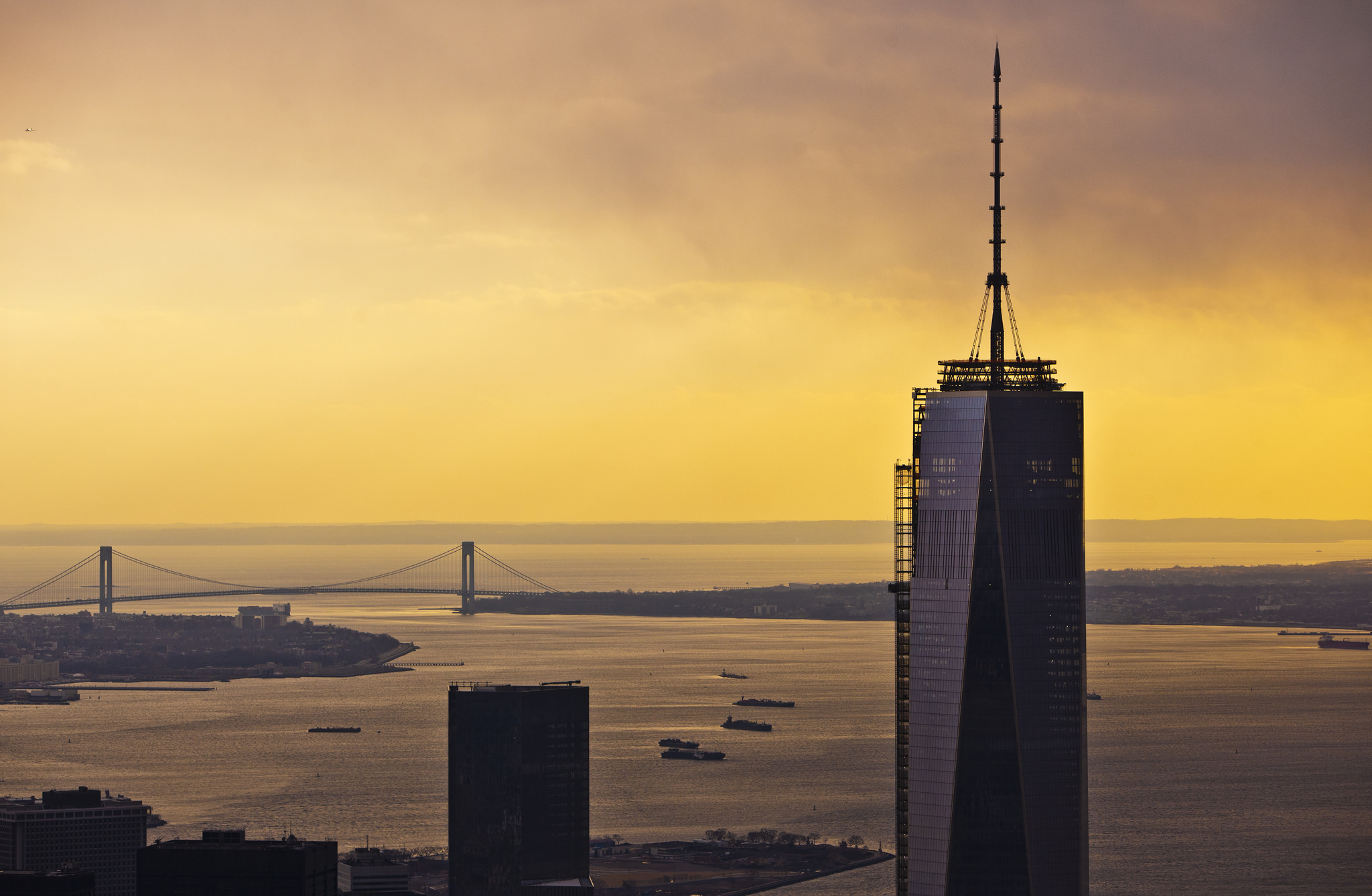 One World Trade Centre Opens Again After A 13 Year 3