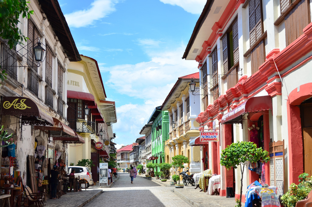 Vigan in the Philippines has been named as one of the seven natural wonders of the world.