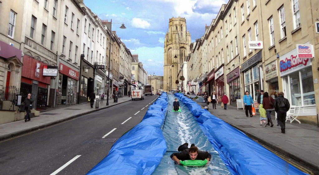 Slide Melbourne coming in February