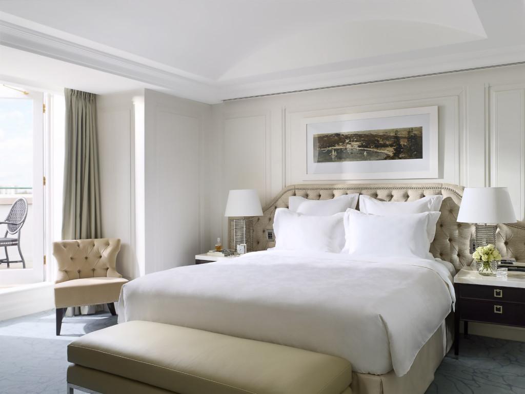 The Langham Sydney Suite Bedroom