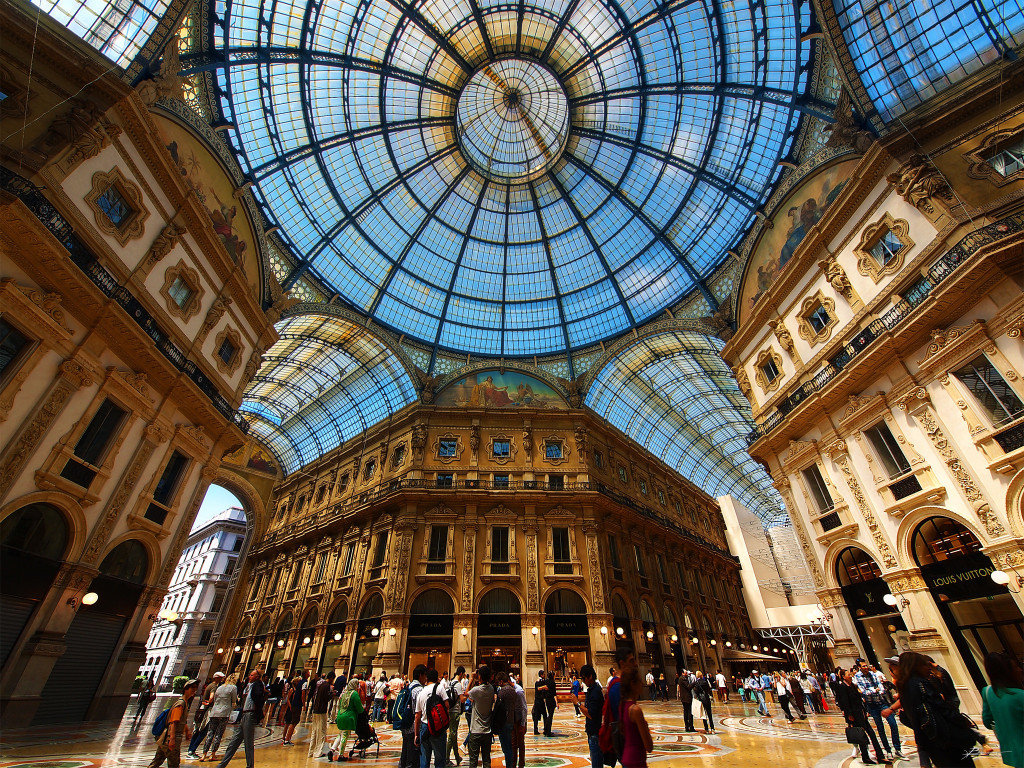 Milan, Italy - one of the top summer travel destinations of 2015