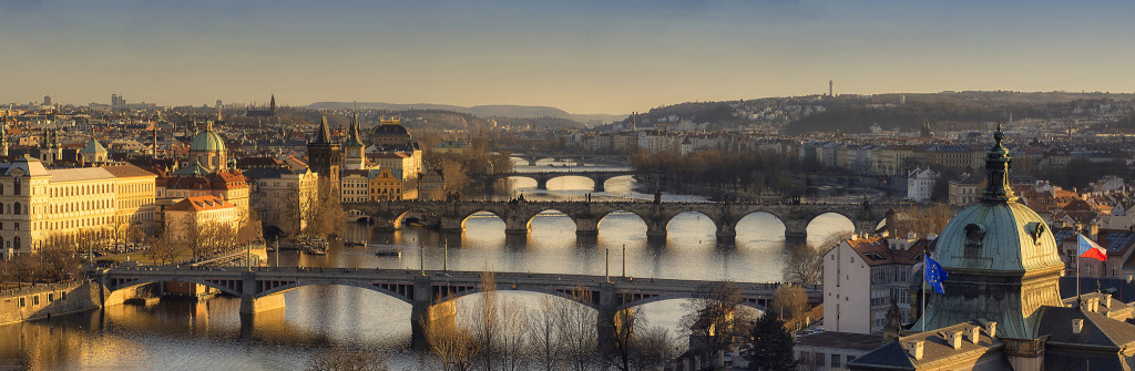 Prague is just one of 12 stunning world destinations visited in Remote year's 12 month program.