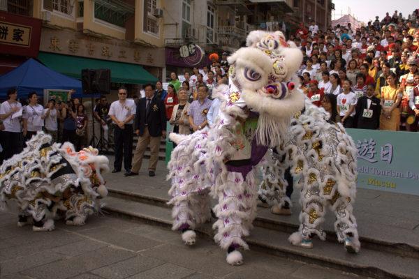 World Tourism Day in Macau, 2012
