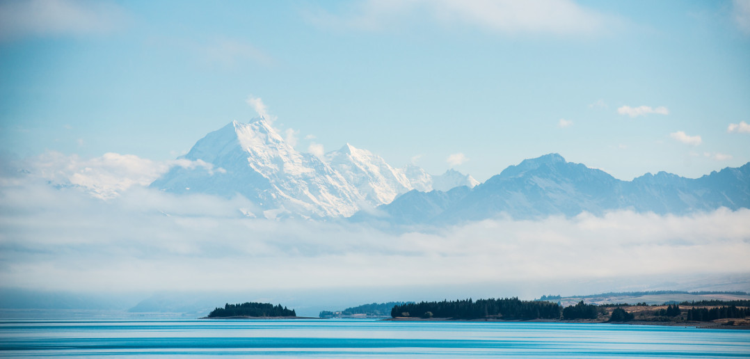 Southern Alps, New Zealand, epcp, flickr.com