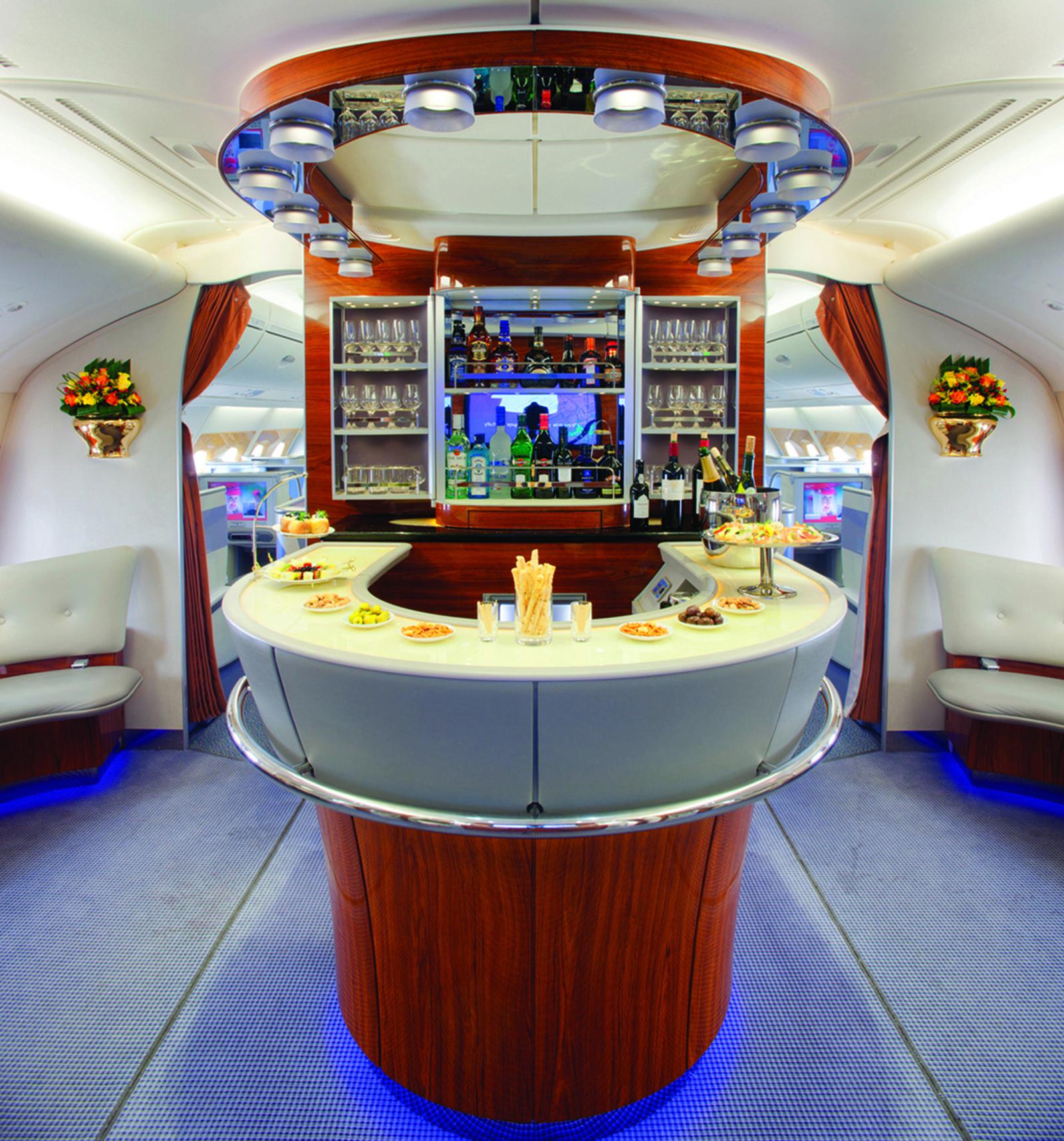 Emirates A380 Business Class Review — door-to-door with pics