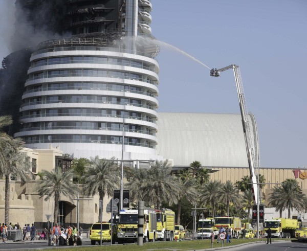 Mideast-Emirates-Fire