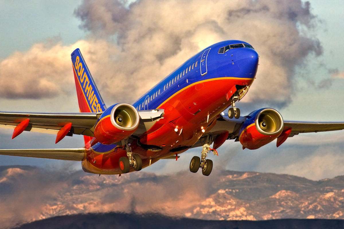 """southwest airlines one of the most Southwest's service philosophy is quite different from the """"hub-and-spoke"""" system most big us airlines use the deltas and uniteds of the world base their operations on a number of central """"hub"""" cities and serve other cities mostly via one-stop service."""