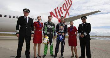 V8 Supercars chooses Virgin Australia as its naming rights partner