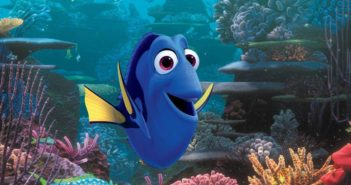 Qantas and Disney.Pixar team up for the screening of 'Finding Dory' in Australia