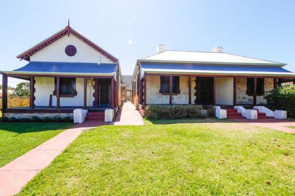 Fremantle-Guards-Cottages-Exterior
