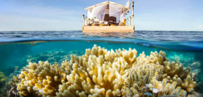 Airbnb-Great-Barrier-Reef-floating-apartment